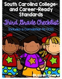 SC Standards Mastery Checklist and CCSS Correlation for Th