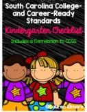 SC Standards Mastery Checklist and CCSS Correlation for Ki