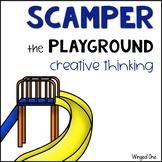 SCAMPER the Playground