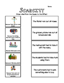 SCARCITY Cause & Effect Activity