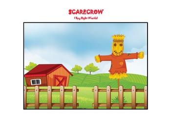 SCARECROW!  I Spy Sightwords