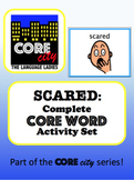 SCARED: Complete Core Word Activity Set