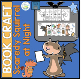 SCAREDY SQUIRREL AT NIGHT BOOK CRAFT