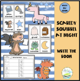 SCAREDY SQUIRREL AT NIGHT WRITE THE ROOM
