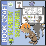 SCAREDY SQUIRREL BOOK CRAFT