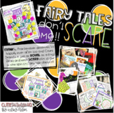 SCARYtales!! Fairy Tales Don't SCARE Me!!