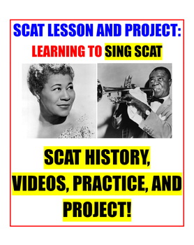 SCAT Interactive Lesson | Black History Month