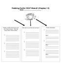 SCAT Novel Study - Predicting Conflict Graphic Organizer C
