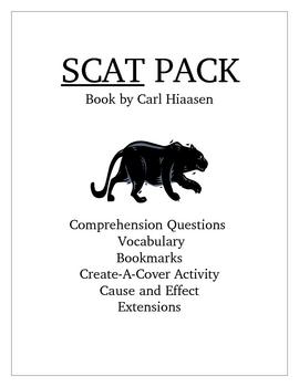 "SCAT PACK: Novel Guide for ""SCAT"" by Carl Hiaasen"
