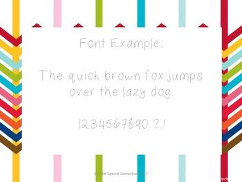 SCCarefree Font
