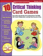 10 Critical Thinking Card Games