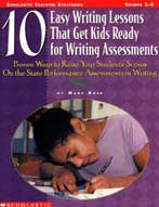 10 Easy Writing Lessons That Get Kids Ready for Writing Assessments (Enhanced eBook)