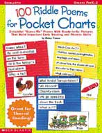 100 Riddle Poems for Pocket Charts