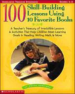 100 Skill-Building Lessons Using 10 Favorite Books (Enhanced eBook)