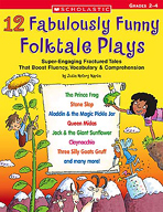 12 Fabulously Funny Folktale Plays (Enhanced eBook)