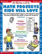 12 Real-Life Math Projects Kids Will Love (Enhanced eBook)