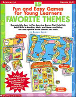 15 Fun & Easy Games for Young Learners: Favorite Themes (E