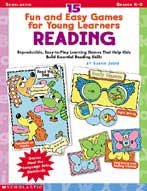 15 Fun and Easy Games for Young Learners: Reading