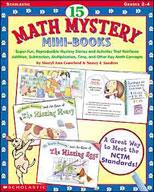 15 Math Mystery Mini-Books (Enhanced eBook)