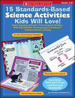 15 Standards-Based Science Activities Kids Will Love! (Enh