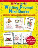 15 Wonderful Writing Prompt Mini-Books (Enhanced eBook)