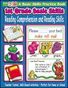 1st Grade Basic Skills: Reading Comprehension and Reading Skills (Enhanced eBook)