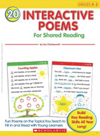 20 Interactive Poems for Shared Reading (Enhanced eBook)