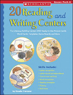 20 Reading and Writing Centers (Enhanced eBook)