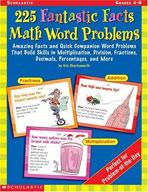 225 Fantastic Facts Math Word Problems (Enhanced eBook)