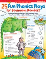 25 Fun Phonics Plays for Beginning Readers (Enhanced eBook)