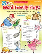 25 Fun Word Family Plays (Enhanced eBook)