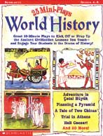 25 Mini-Plays: World History