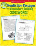 25 Nonfiction Passages With Vocabulary-Building Crosswords (Enhanced eBook)