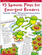 25 Spanish Plays for Emergent Readers (Enhanced eBook)