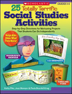 25 Totally Terrific Social Studies Activities (Enhanced eBook)