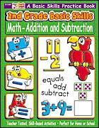 2nd Grade Basic Skills: Math - Addition and Subtraction (Enhanced eBook)