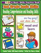 2nd Grade Basic Skills: Reading Comprehension and Reading Skills
