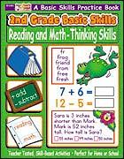 2nd Grade Basic Skills: Reading and Math - Thinking Skills (Enhanced eBook)