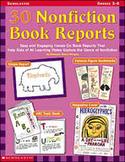 30 Nonfiction Book Reports