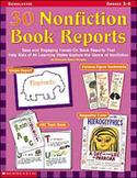 30 Nonfiction Book Reports (Enhanced eBook)