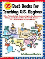 35 Best Books for Teaching U.S. Regions