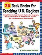 35 Best Books for Teaching U.S. Regions (Enhanced eBook)