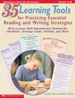 35 Learning Tools for Practicing Essential Reading and Writing Strategies
