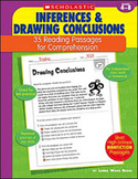 35 Reading Passages for Comprehension: Inferences and Draw