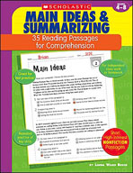 35 Reading Passages for Comprehension: Main Ideas and Summarizing (Enhanced eBook)