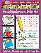 3rd Grade Basic Skills: Reading Comprehension and Reading Skills (Enhanced eBook)