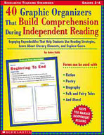 40 Graphic Organizers That Build Comprehension During Independent Reading (Enhanced eBook)