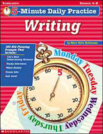 5-Minute Daily Practice: Writing (Enhanced eBook)