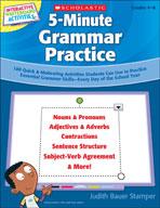 5-Minute Grammar Practice (Promethean Version)