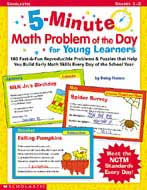 5-Minute Math Problem of the Day For Young Learners (Enhanced eBook)
